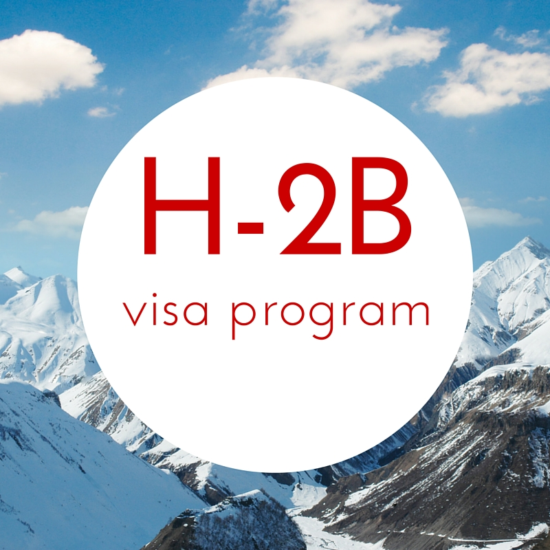 Image result for H-2B visa