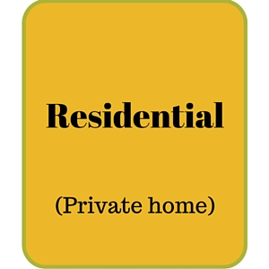 Residential pro search