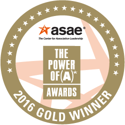 Power of A Gold Award 2016
