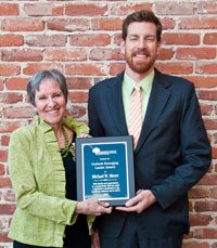 Michael Moore, Outlook Emerging Leader Award
