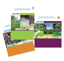 Landscape training manuals